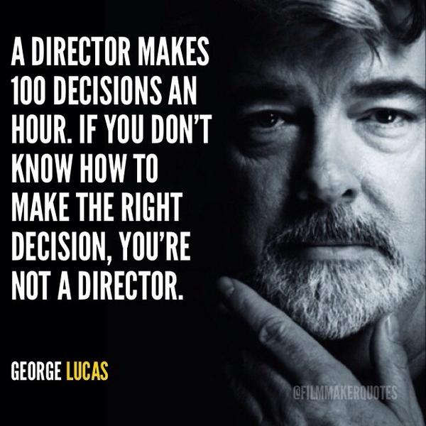 Film Director Quotes On Twitter If You Dont Know How To Make The