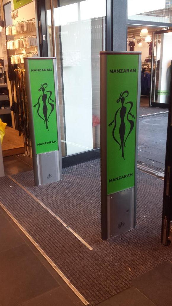 Manzara Bos En Lommer.Pfto Retail Security On Twitter Prachtige Installatie