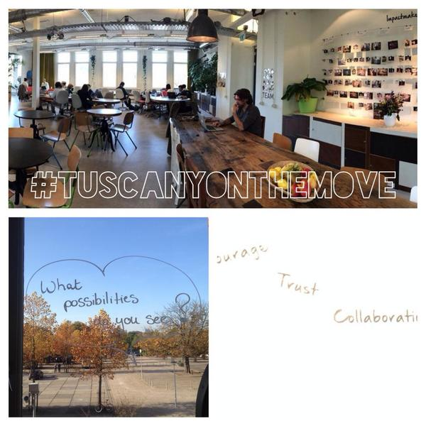 First day in #Amsterdam with #tuscanyonthemove! http://t.co/dgZJzON7QG