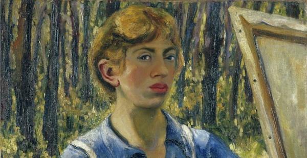 Lee Krasner uma influente pintora expressionista abstrata