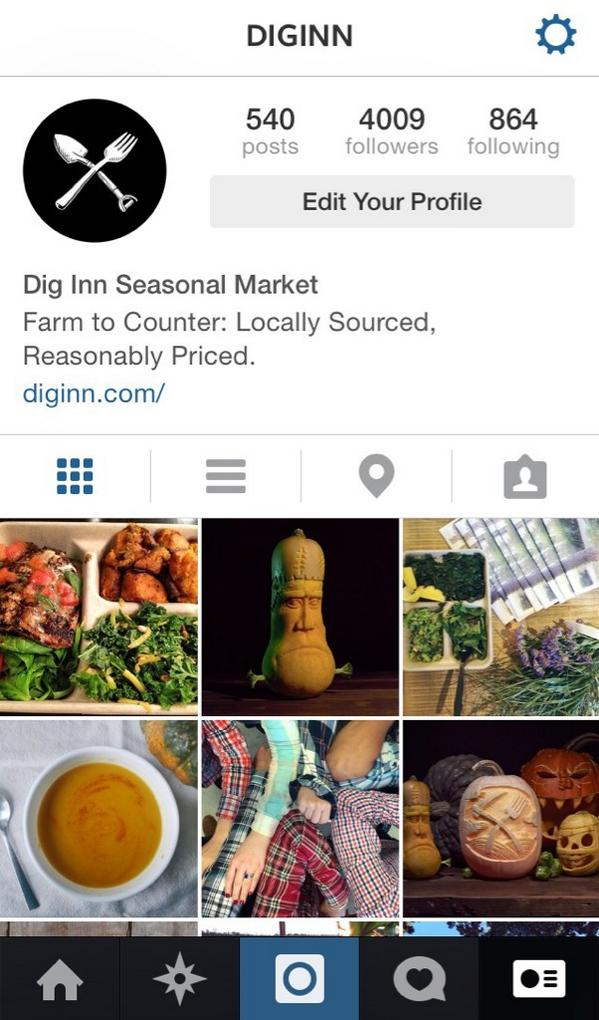 I manage our social media accts. The best part is keeping up with delicious food photos on Insta! –Margo, @diginn http://t.co/T7Fe5u0sMO