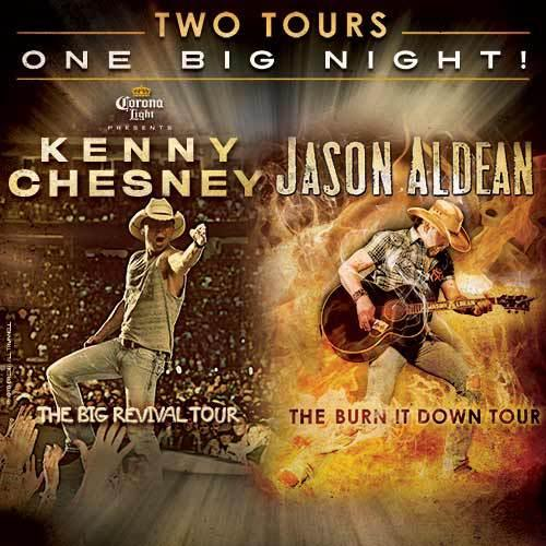 The announcement you've been waiting for: 8/28 – Boston, MA @ Gillette Stadium @kennychesney @Jason_Aldean http://t.co/FkKDl21UI4