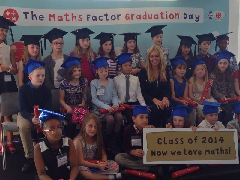Our wonderful Maths Factor graduates and Progress Champions today.They now love maths and it made me cry with pride x http://t.co/Ml60jmiFKL
