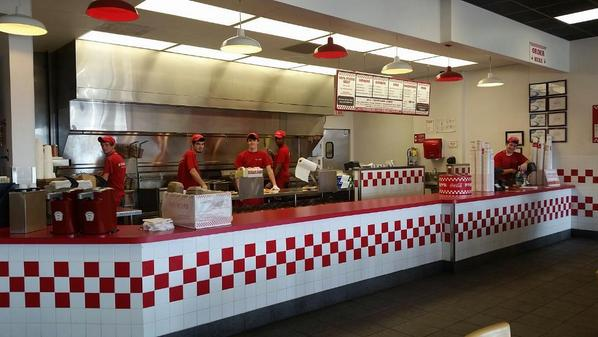 Five guys owensboro
