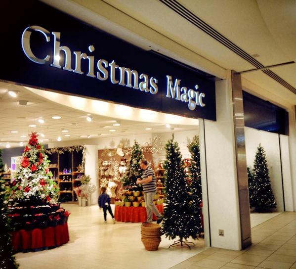intu lakeside on twitter christmas magic is now open in centre shop for all your holiday goodies today countdowntochristmas httptconzp2ikbktj - Stores Open On Christmas 2014