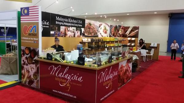 We are open! Day 1 @ America's Food & Beverage Show 2014 Miami http://t.co/tB7Ayco5lJ