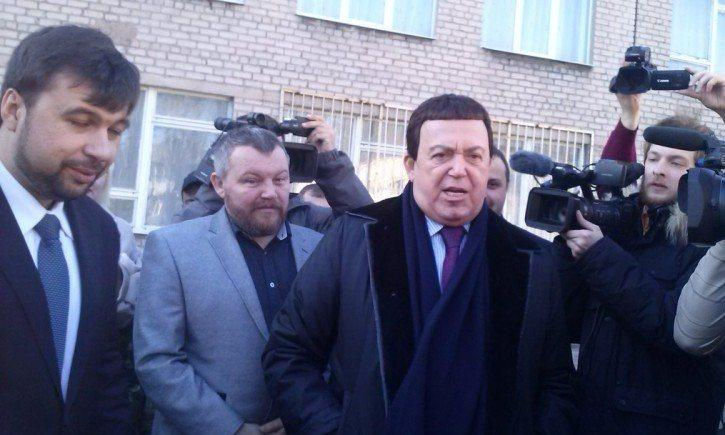 Руководство ОИК 140 оперативно заменили и возобновили подсчет голосов, - Антон Геращенко - Цензор.НЕТ 2595
