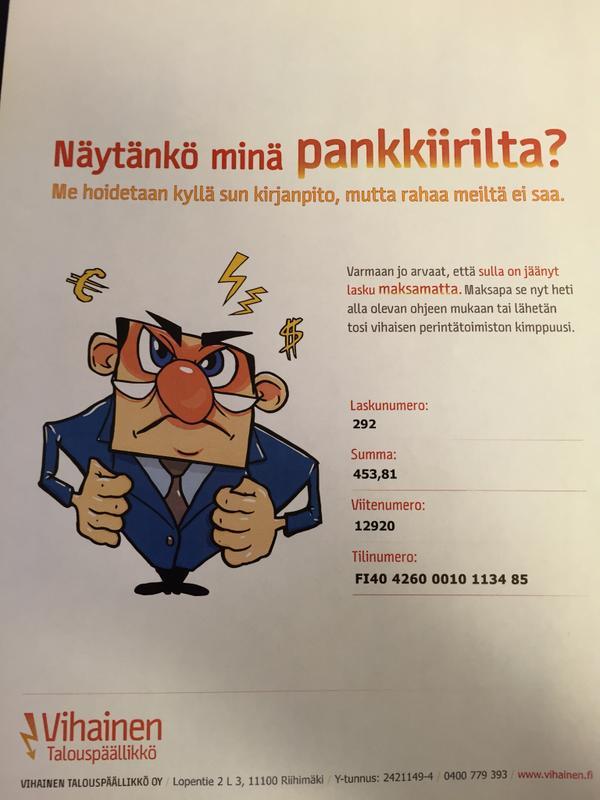 Maksumuistutus