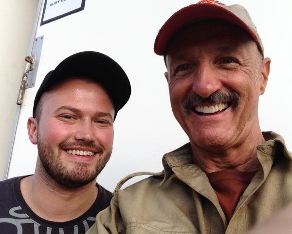 Martin Parsons and Michael Gross