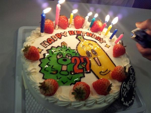 リトルトーキョーライブ、無事に生放送終了。 ジャニーズWESTの中間淳太くん、お誕生日おめでとう! http://t.co/J1BWJyDohj