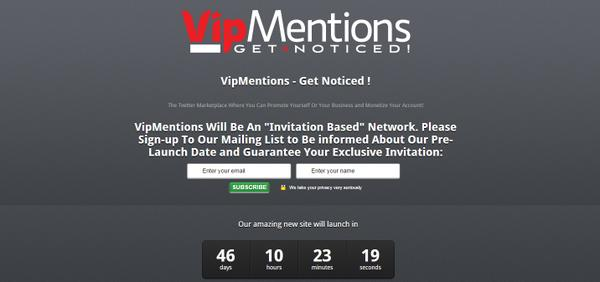 @RealTonyRocha #StartUp #VipMentions - Get Noticed! #SignUp The List & #Monetize Your #Twitter http://t.co/9Y5WaEOn3l http://t.co/a70brvBNrz