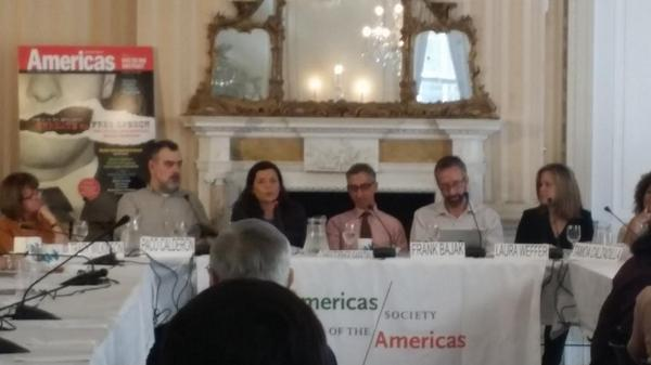 #Cabot2014 Positive side of tech, ability to tell stories we couldn't have access to before @gianninasegnini @ASCOA http://t.co/OWAnPPmo3i