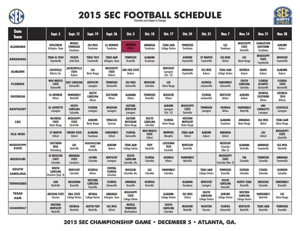 college football schedule october 3 2015 college footbll
