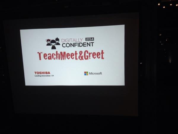 Ready to go at #Tmdc14 with some great presenters at Pitcher and Piano http://t.co/8risjhDlIf