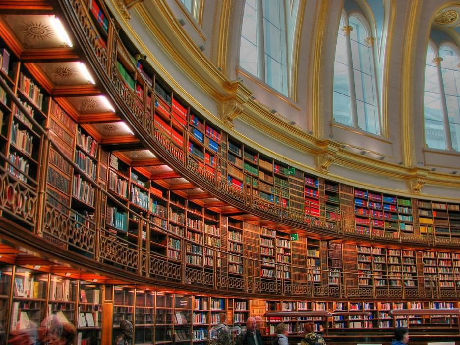 бери лондон самая большая библиотека в мире фото водоснабжения очистных