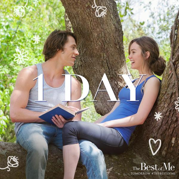 TOMORROW, get ready to feel all the #feels! Get your #TheBestofMe tickets here: http://t.co/MFijbOdnvL http://t.co/gfYidJCAK0