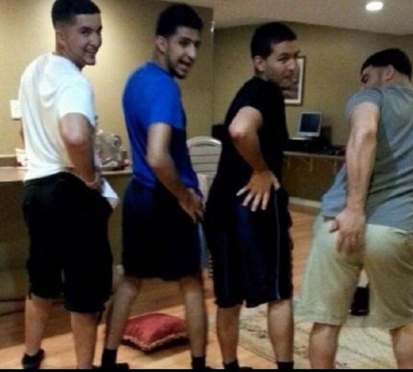 Arab ass gay