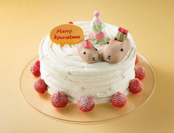 【TRYWORKSより】カピバラさんとAnniversaryがコラボしたクリスマスケーキが登場!マジパンでできたカピバラさんがのった可愛いケーキなので、是非チェックしてみて下さいね~♪⇒tryworks.jp/toy/sweets/002… pic.twitter.com/8yiqHtRUnv