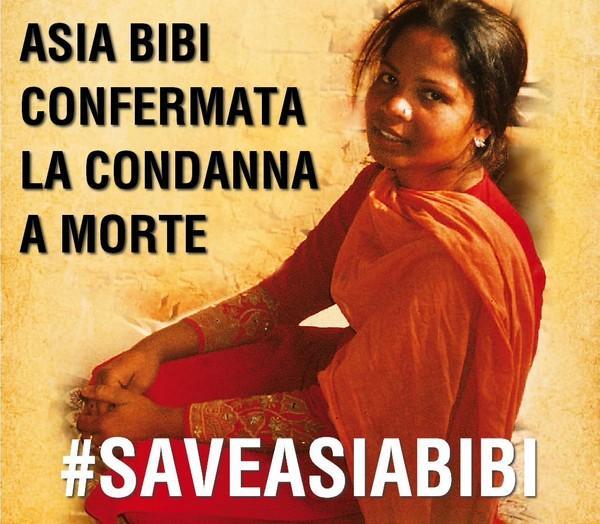 Asia Bibi,confermata condanna a morte. SALVIAMOLA. Condividi. #saveasiabibi #pakistan http://t.co/gP2JGtDvpg http://t.co/3Wl0RxZMYh