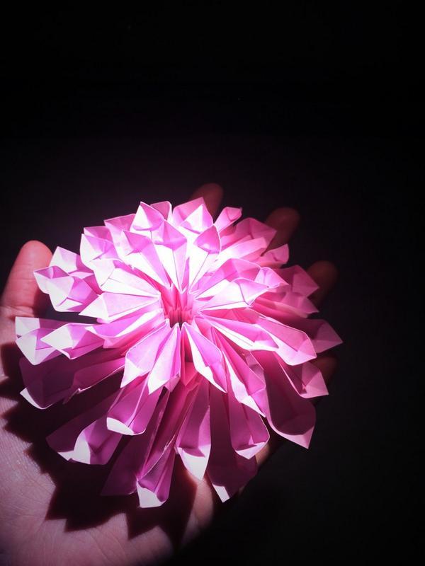 折り紙で感じる秋♡美しい秋の折り紙の作り方♪