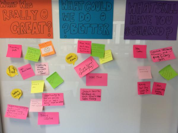 Feedback - #northernfutures http://t.co/eLd3Yrd7VP