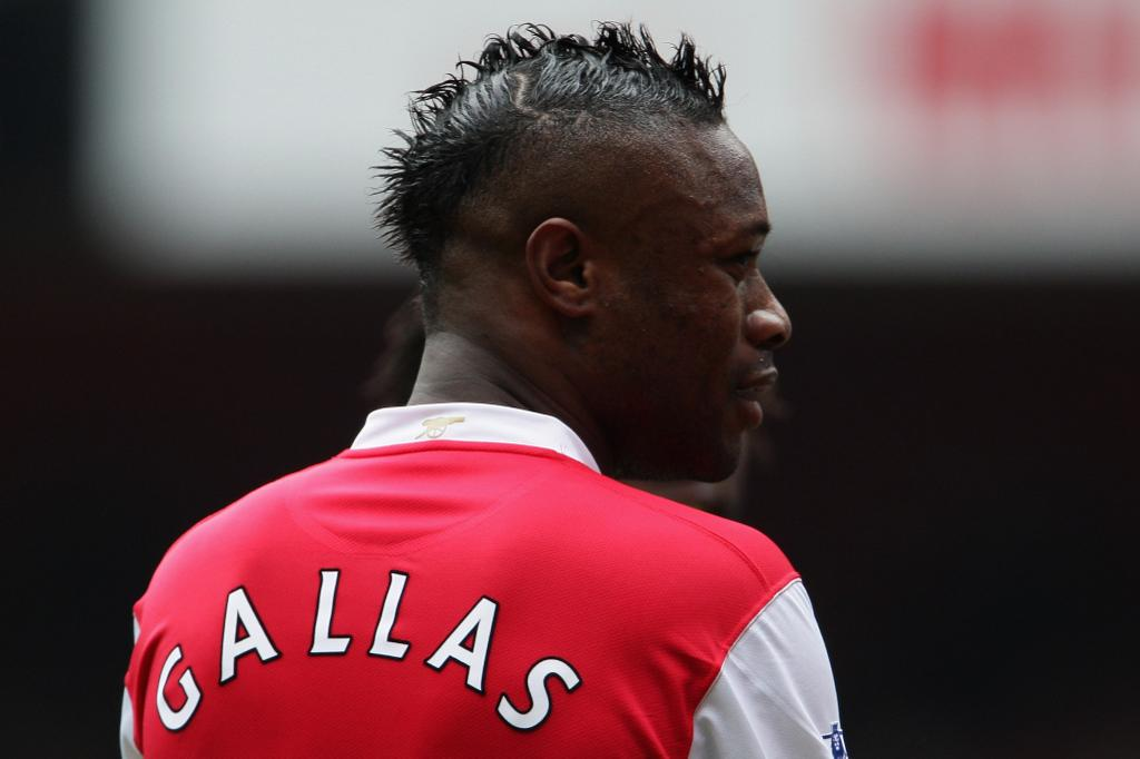 William Gallas urges Arsenal to make new signings in January