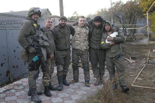 """""""Никто из нас не рожден для войны, но мы все защищаем нашу свободу"""", - трогательный ролик в поддержку украинской армии - Цензор.НЕТ 7376"""