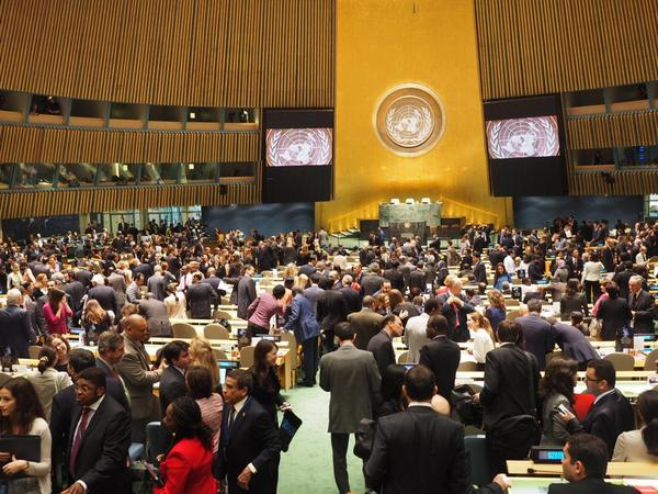 Thumbnail for General Assembly elects 5 non-permanent members of the Security Council