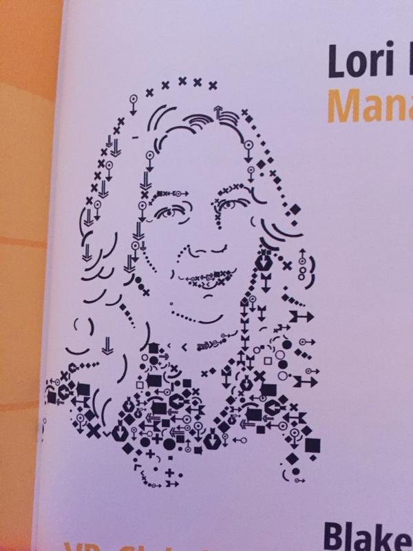 "How fun! @dgingiss: ""@Spredfast how do I get a Spredfast avatar? @WSJ dot pix! cc: @worldofschwartz #SFSummit http://t.co/PrkQIAllXM"""