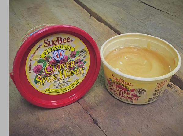 Spun Honey Recipe on Food52