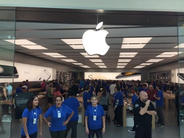 Apple Store Sarasota >> Apple Store Utc Sarasota