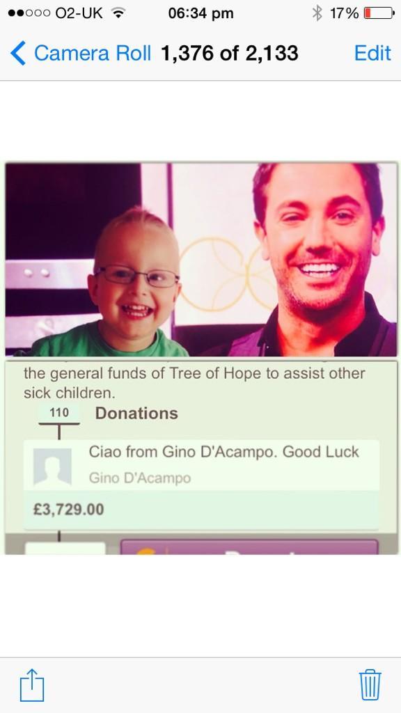 RT @operationollie1: @lemontwittor http://t.co/85POm2a1G4 Gino such an amazin/generous man! http://t.co/KT9bQgDpVt changed Ollie's life htt…
