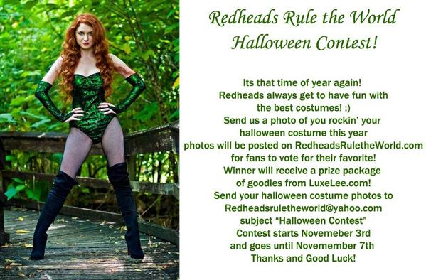 Kalin Graves on Twitter  u201c@RedheadProblems Redhead Halloween costume! show us your awesome Halloween looks ) #Halloween #redheads //t.co/Zokk75mrbku201d ...  sc 1 st  Twitter & Kalin Graves on Twitter: