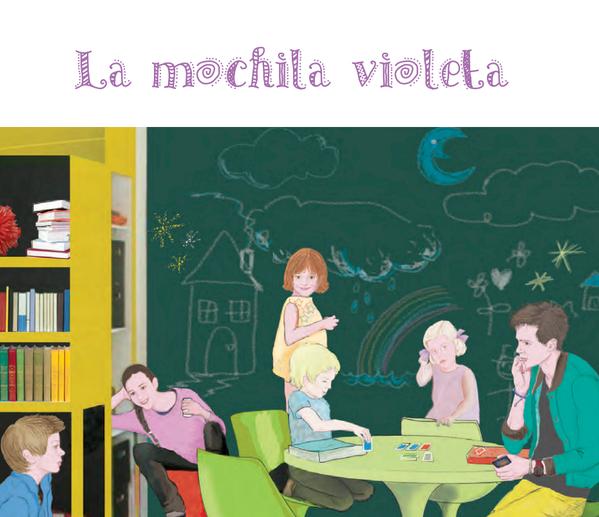 #RAEEP  Guía Lecturas | @scoopit http://t.co/AmUetJ3SZQ la mochila violeta http://t.co/Hs2Rr6UJSJ