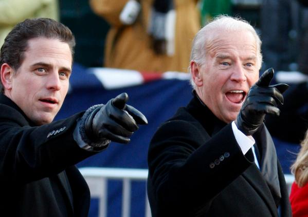 Biden's son discharged from Navy after reportedly testing positive for cocaine http://t.co/kaPWvzvNYW http://t.co/rJ1EIRx8JB