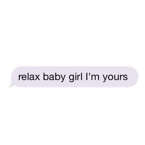 What girls want to hear in a text