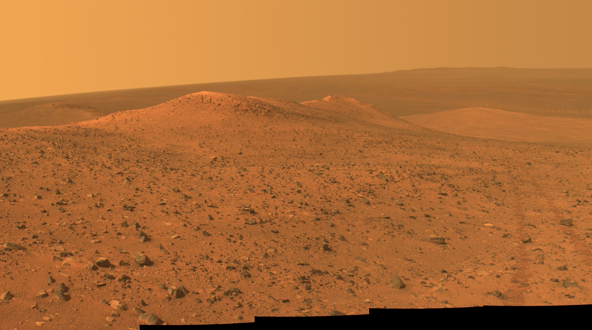 curiosity2014: martian landscape