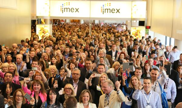 #IMEX14 is officially over. Thank you to every single person who made is possible. Save travels & see you at #IMEX15 http://t.co/qbXNd56FJm
