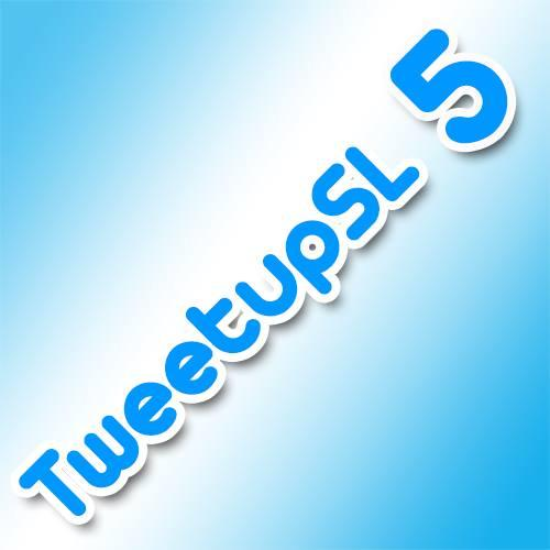 Check out the new logo tweeps! #TweetupSL 5 http://t.co/mJQPS7G6u8