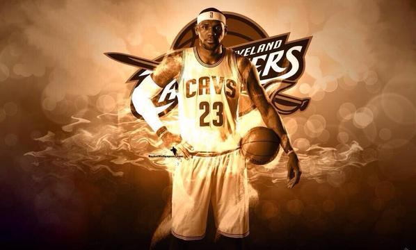 #TeamLeBron http://t.co/8mSy40w2G0