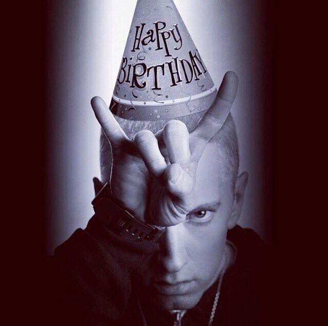Поздравление с днем рождения от реперов