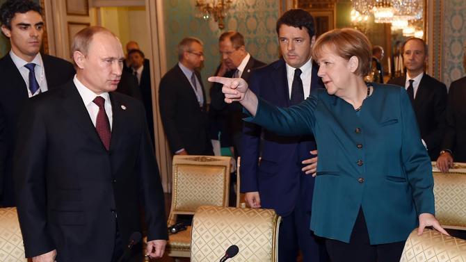 """Ромпей рассказал, о чем говорили на встрече Порошенко и Путин: """"Ключевым было слово """"исполнение"""" - Цензор.НЕТ 1085"""