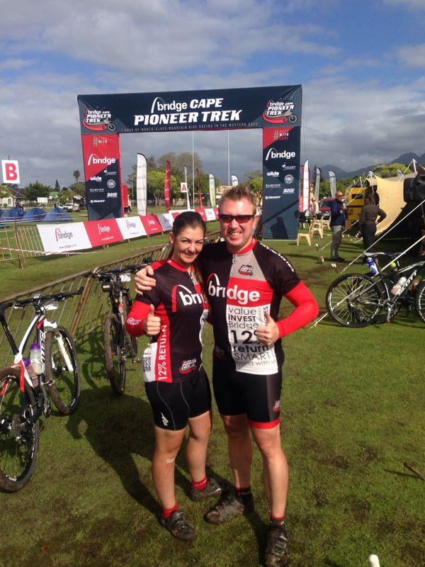 "Aramex South Africa on Twitter: ""After a hectic @bridgeCPT Stage 4 ..."