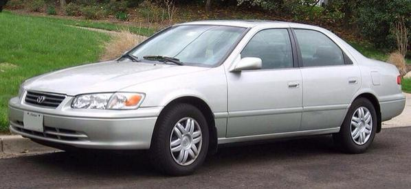 Average Life Goals On Twitter Silver 2000 Toyota Camry With Minor Dent In Back Door Http T Co Mdllvz1c3j