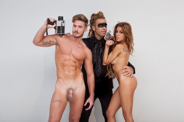 triana naked tele sex