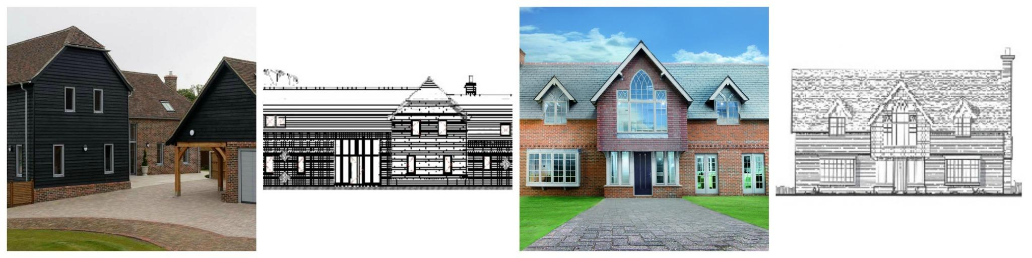 Wickhambrook Self Build Style Home
