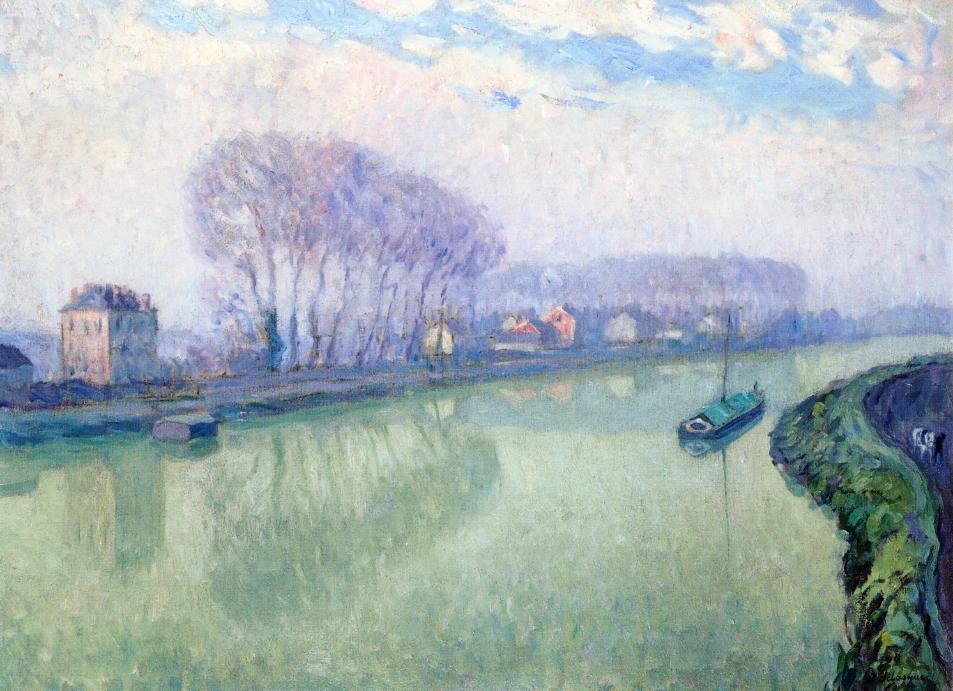 The Marne at Ponponne