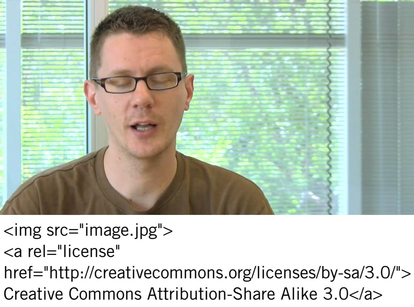 Marcar las imágenes de tu blog con licencias creative commons