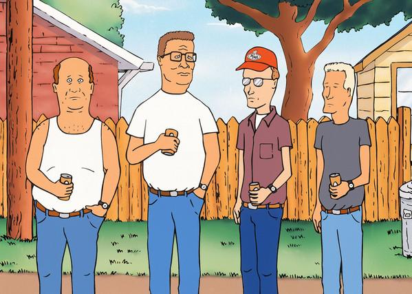 Happy birthday @MikeJudge! We're celebrating with a #KingOfTheHill tribute & announcement: http://t.co/OIvnhS19YO. http://t.co/TguY0pTI9B