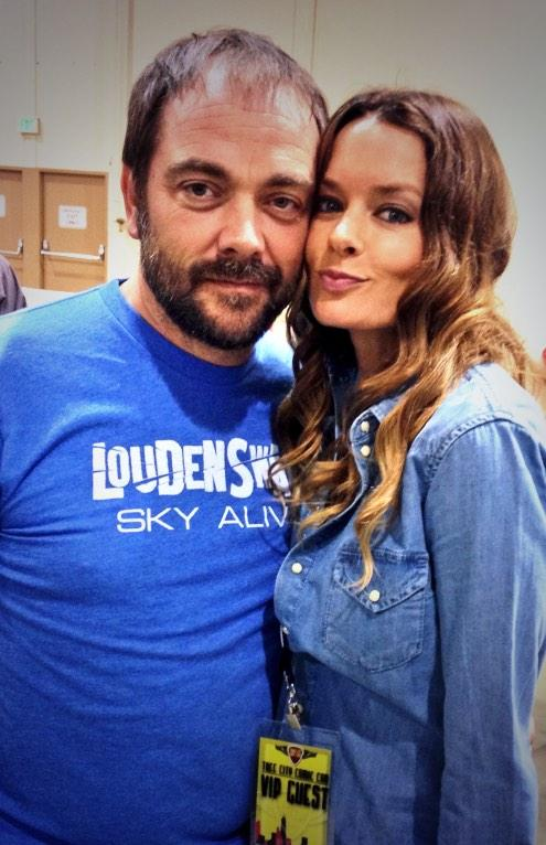 Look who I found! @Mark_Sheppard